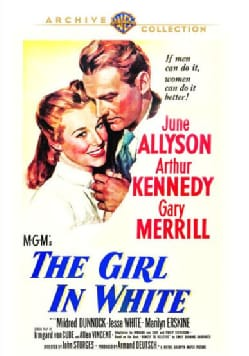 The Girl In White (DVD)