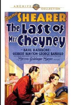 The Last of Mrs. Cheyney (DVD)