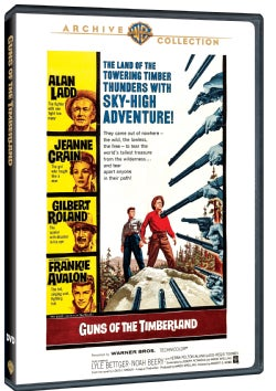 Guns Of Timberland (DVD)