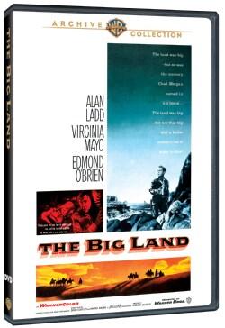 The Big Land (DVD)