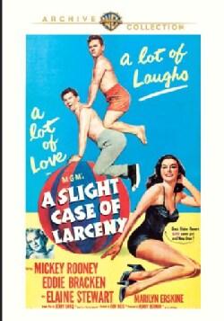 A Slight Case Of Larceny (DVD)