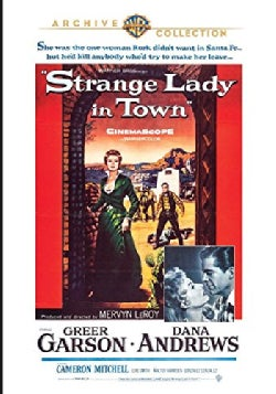 Strange Lady In Town (DVD)