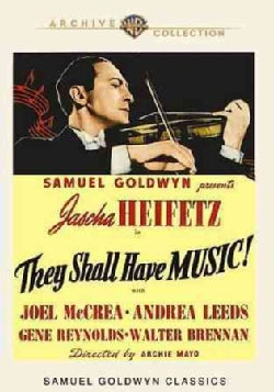 They Shall Have Music (DVD)