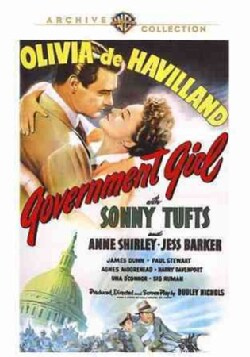 Government Girl (DVD)