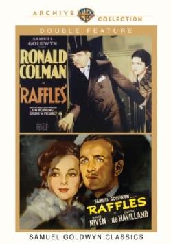 Raffles Double Feature (DVD)