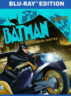 Beware The Batman: Dark Justice Season 1 Part 1 (Blu-ray Disc)