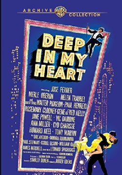 Deep In My Heart (DVD)