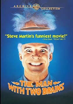 The Man With Two Brains (DVD)