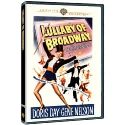Lullaby Of Broadway (DVD)