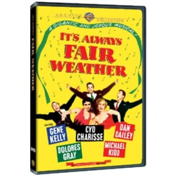 It's Always Fair Weather (DVD)