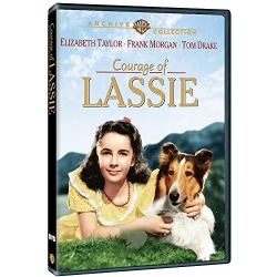 The Courage Of Lassie (DVD)