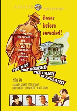 Day They Rob The Bank Of England (DVD)