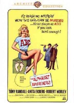 The Alphabet Murders (DVD)