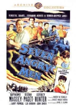 Seven Angry Men (DVD)