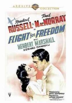 Flight For Freedom (DVD)