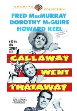 Callaway Went Thataway (DVD)