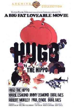 Hugo The Hippo (DVD)