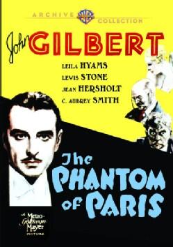 The Phantom Of Paris (DVD)