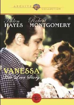 Vanessa: Her Love Story (DVD)