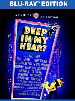 Deep In My Heart (Blu-ray Disc)