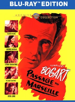 Passage To Marseille (Blu-ray Disc)