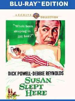 Susan Slept Here (Blu-ray Disc)