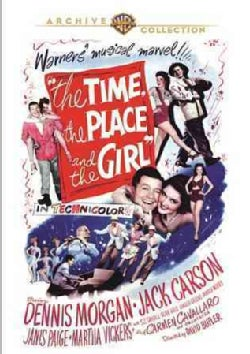 The Time The Place And The Girl (DVD)