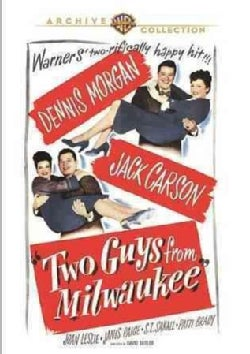 Two Guys From Milwaukee (DVD)