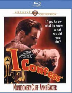 I Confess (Blu-ray Disc)