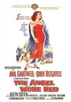 The Angel Wore Red (DVD)