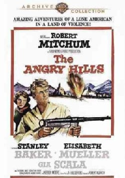 The Angry Hills (DVD)