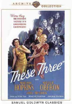 These Three (DVD)
