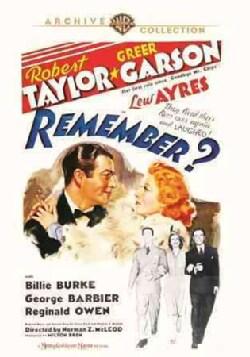 Remember? (DVD)