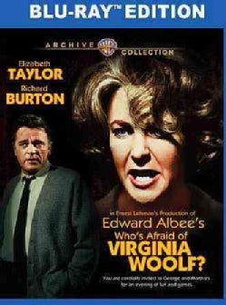Who's Afraid Of Virginia Woolf? (Blu-ray Disc)