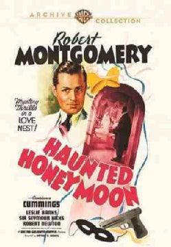 Haunted Honeymoon (DVD)