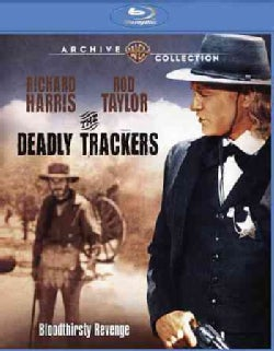 The Deadly Trackers (Blu-ray Disc)