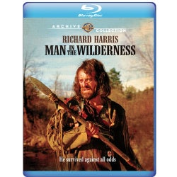 Man In The Wilderness (Blu-ray Disc)