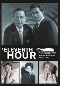The Eleventh Hour: Season 1 (DVD)