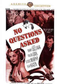 No Questions Asked (DVD)