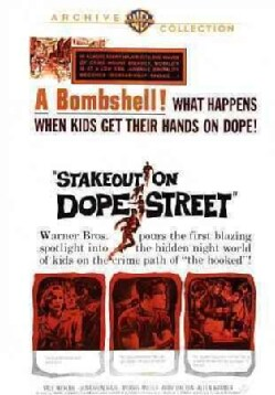 Stakeout on Dope Street (DVD)