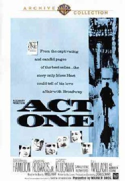 Act One (DVD)