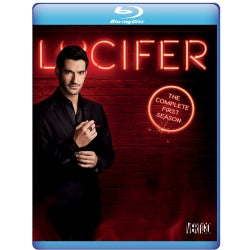 Lucifer: The Complete First Season (Blu-ray Disc)