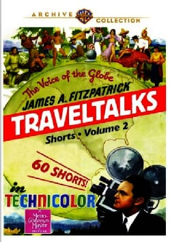 FitzPatrick Traveltalks: Vol. 2 (DVD)