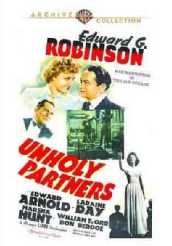 Unholy Partners (DVD)