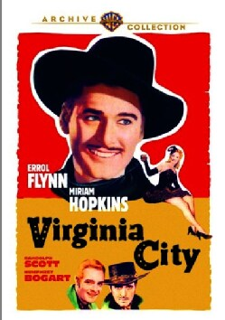 Virginia City (DVD)