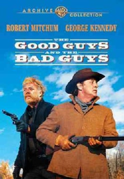 The Good Guys And The Bad Guys (DVD)