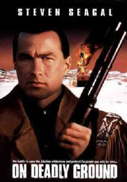 On Deadly Ground (DVD)