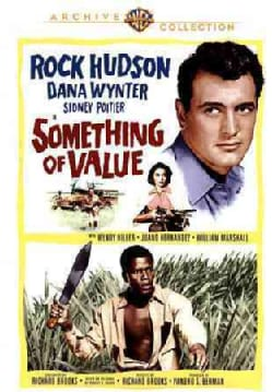 Something Of Value (DVD)