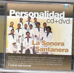 LA SONORA SANTANERA - PERSONALIDAD