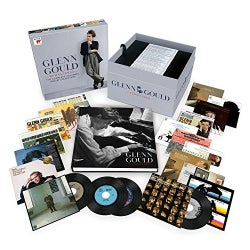 Glenn Gould - Glenn Gould Remastered: The Complete Columbia Album Collection